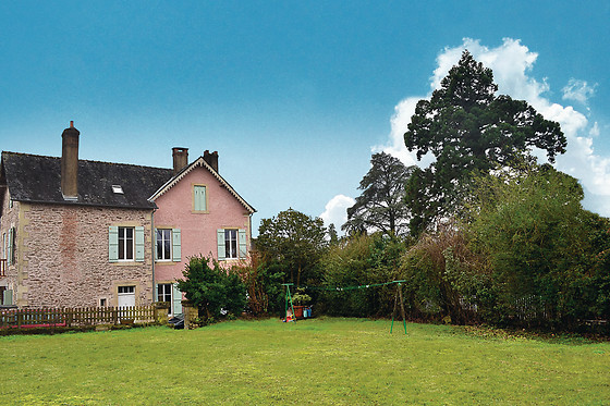 s jour en famille la villa rose juillac 19 wonderbox. Black Bedroom Furniture Sets. Home Design Ideas