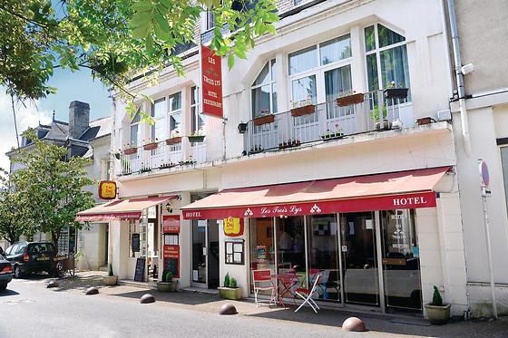 S jour pour 2 l 39 h tel les trois lys azay le rideau - Restaurant les grottes azay le rideau 37 ...