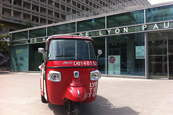 Lyon TukTuk - photo 3
