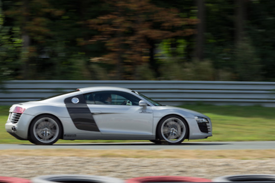 Pilotage d'une Audi R8 - POLE POSITION - Circuit de Reims-Juvincourt (02) - photo 6