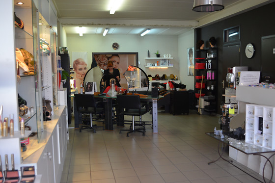 Workshop make-up au Universel beauty à Genk (Limbourg) - photo 3