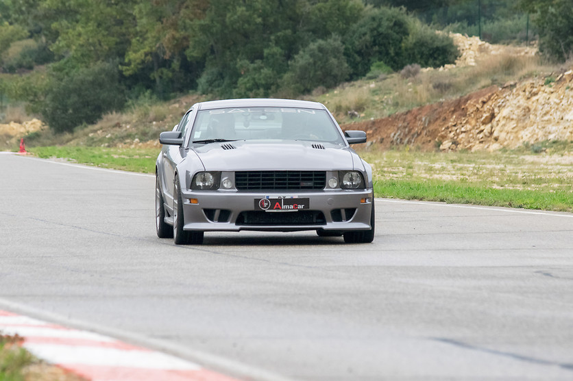 Pilotage d'une Ford Mustang Saleen - Almacar - Circuit de Mornay (23) - photo 0