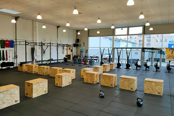 CrossFit Angers - photo 4