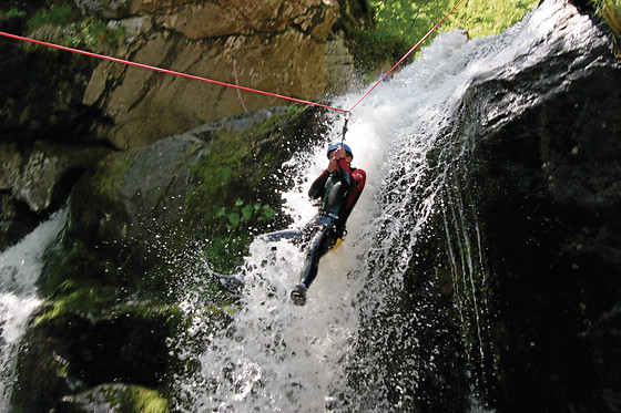 Session de canyoning pour 2 - Antipodes Sport Nature - Millau (12) - photo 1