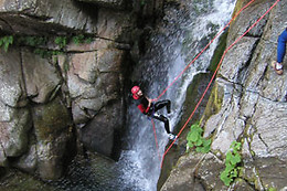 Session de canyoning pour 2 - Antipodes Sport Nature - Millau (12)