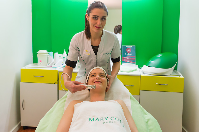 Soin du visage et modelage à l'Institut Mary Cohr Grenoble (38) - photo 8