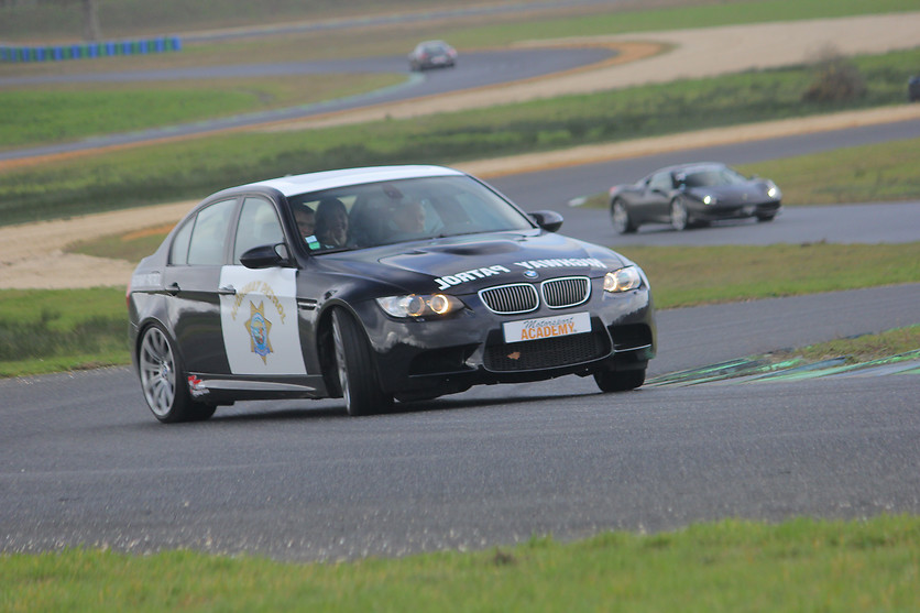 Baptême glisse passager en BMW M3 - Motorsport Academy - Circuit de Lohéac (35) - photo 0