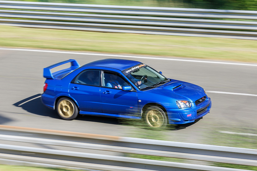 Pilotage d'une Subaru WRX STI - Sprint Racing - Circuit d'Albi (81) - photo 0