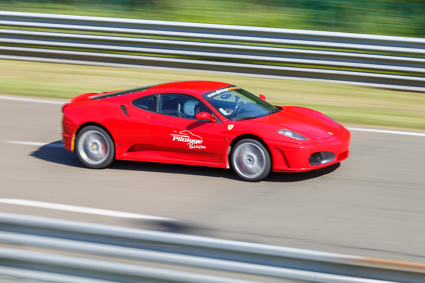 Pilotage d'une Ferrari F430 - Sprint Racing - Circuit du Grand Sambuc (13) - photo 4