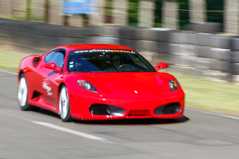 Pilotage d'une Ferrari F430 - Sprint Racing - Circuit du Grand Sambuc (13) - photo 1