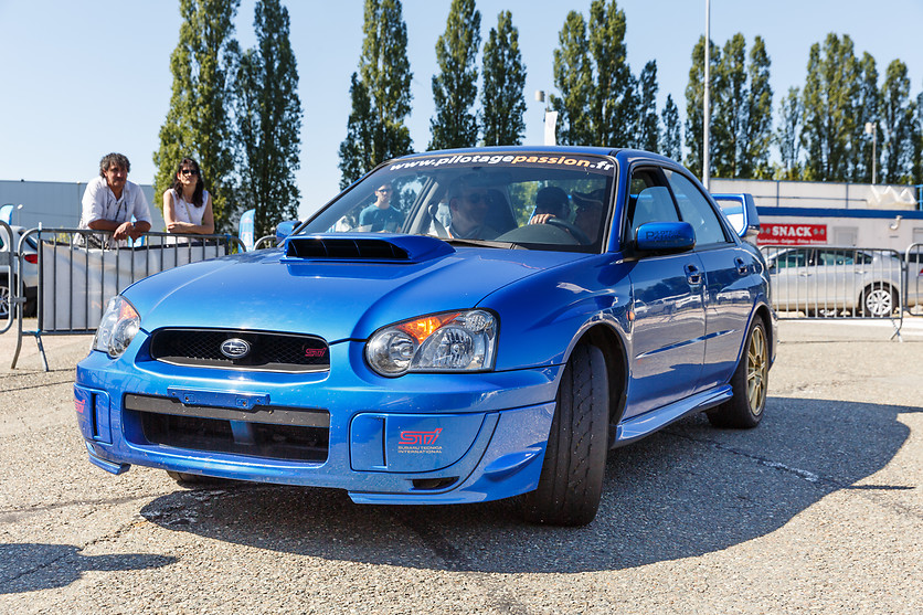 Pilotage d'une Subaru WRX STI - Sprint Racing - Circuit d'Albi (81) - photo 1
