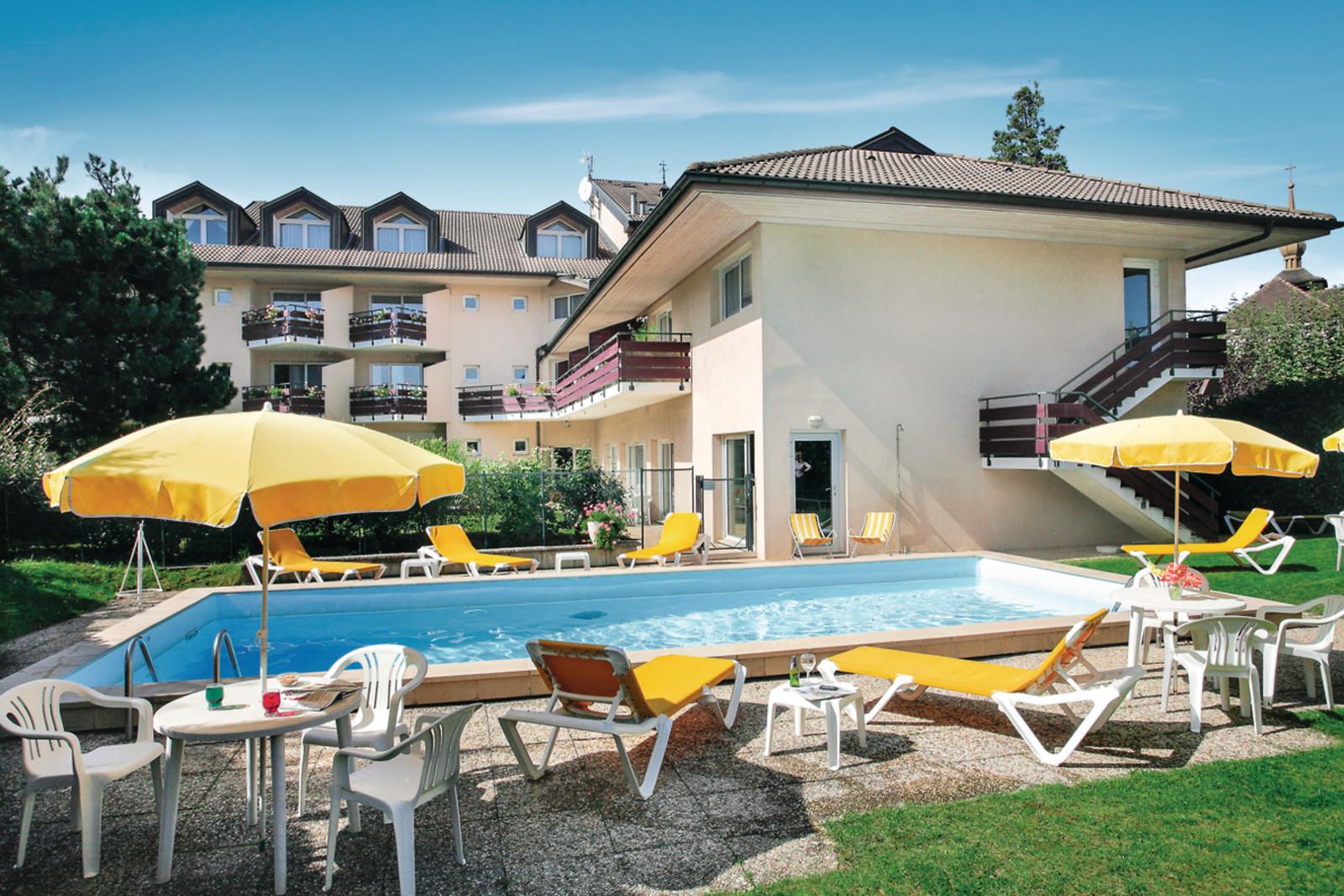 Hotel Formule  A Thonon Les Bains