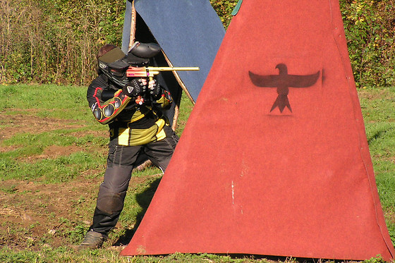Partie de paintball pour 2 - Paintball Crazy Games - Villers-Semeuse (08) - photo 1
