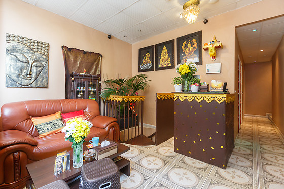 Aime Thai Spa Paris Wonderbox