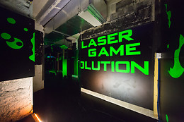 Laser Game - Laser Game Évolution Paris 14 - Paris (75)