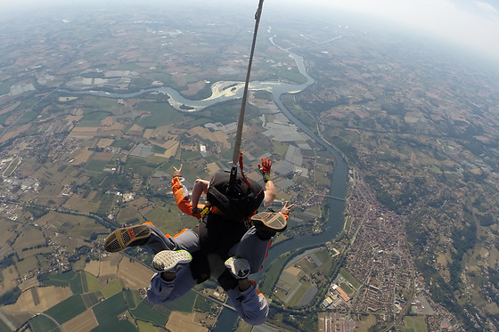Parachutisme Occitan - photo 2