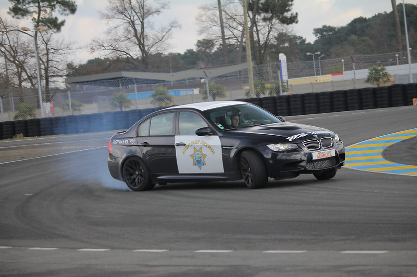 Baptême glisse passager en BMW M3 - Motorsport Academy - Circuit de Lohéac (35) - photo 1
