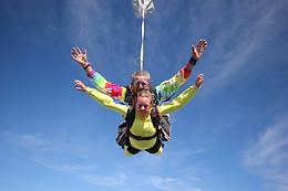 parachutisme herault