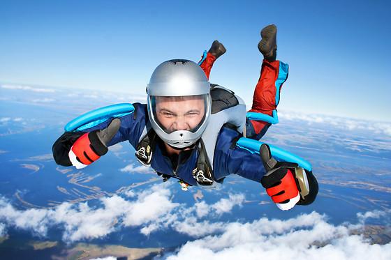 Connu Saut en parachute - Coffret Cadeau Wonderbox AY16