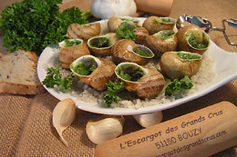 L'escargot des Grands Crus