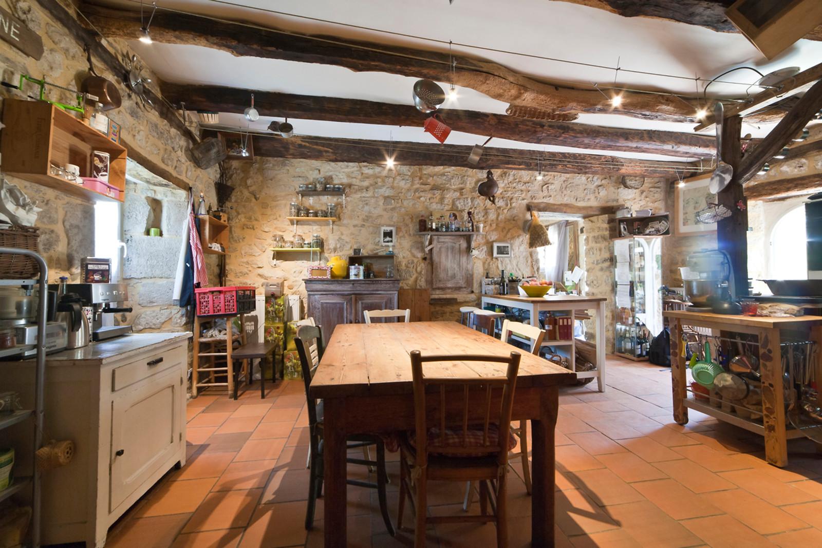 atelier de cuisine pour 2 au chemin des sens azerat 24 - Cours De Cuisine Perigueux