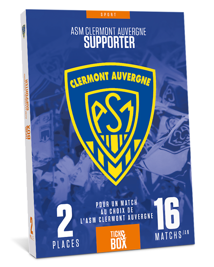 ASM Clermont Supporter