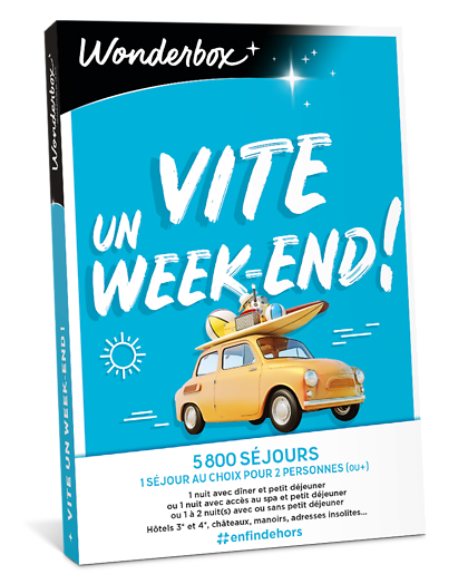 Vite... un week-end!