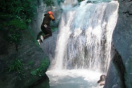 Session de canyoning - Takamaka Annecy - Annecy (74)