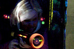 Laser quest Toulouse