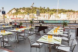 Coffret cadeau d ner d 39 exception wonderbox - Restaurant la table du mareyeur port grimaud ...