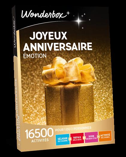 Tick/&Box Coffret Cadeau Joyeux No/ël